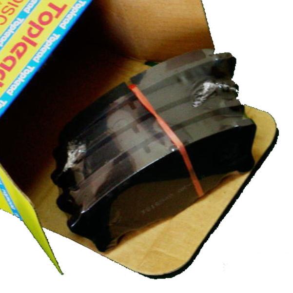 ブレーキパッド フロント タイタン LPR81:部品堂