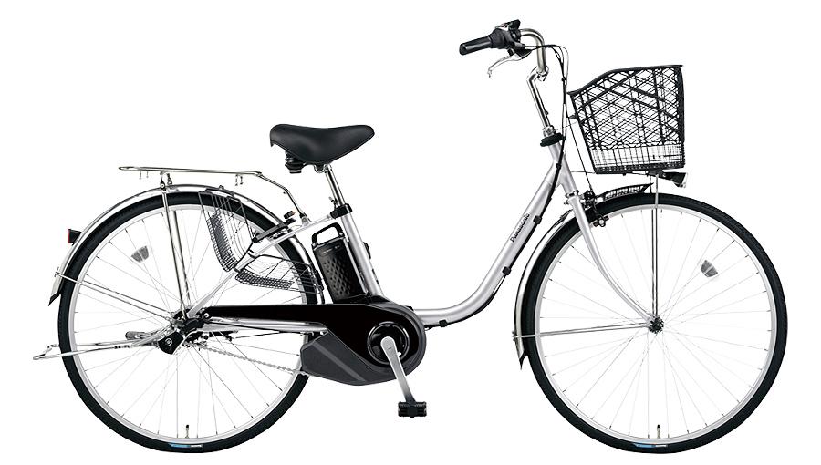 自転車購入で防犯登録付 宅送 Panasonic パナソニック 電動自転車 ビビ ELSX632 SX 信憑 2020年モデル 26インチ