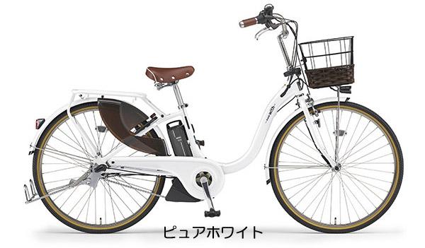 YAMAHA【2019年モデル】【電動自転車】YAMAHA(ヤマハ)PAS ウイズ デラックス