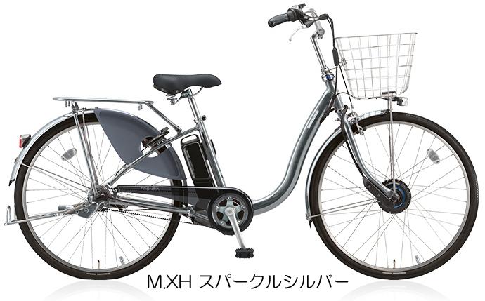 【完全組み立て済み】【2018年モデル】【ブリヂストン】【電動自転車】フロンティアDX