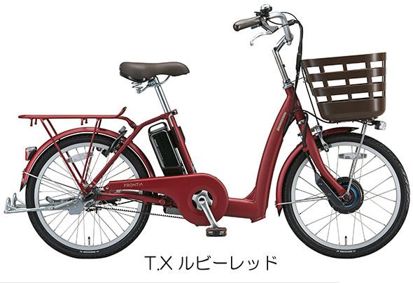 【完全組み立て済み】【2019年モデル】【ブリヂストン】【電動自転車】フロンティアラクット 24インチ