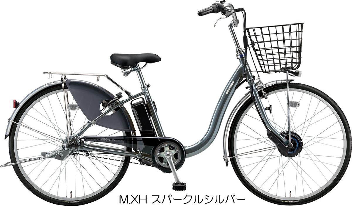【ポイント最大10倍エントリー必見】【2020年モデル】【ブリヂストン】【電動自転車】フロンティア