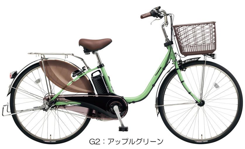 【特価セール品】【完全組み立て済み】【2018年モデル】【電動自転車】パナソニックビビ・DX