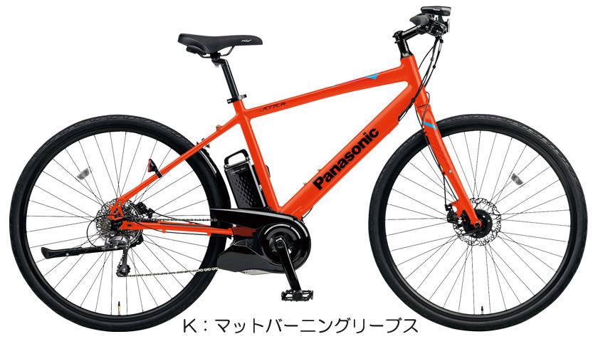 【完全組み立て済み】【2018年モデル】【電動自転車】パナソニックジェッター