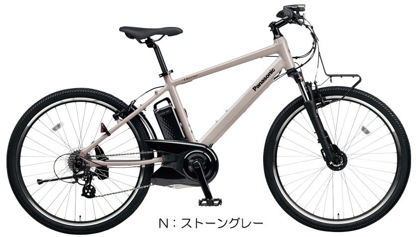 電動アシスト自転車>パナソニック>2018年モデル>ハリヤ