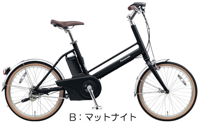 【完全組み立て済み】【電動自転車】パナソニックJコンセプト