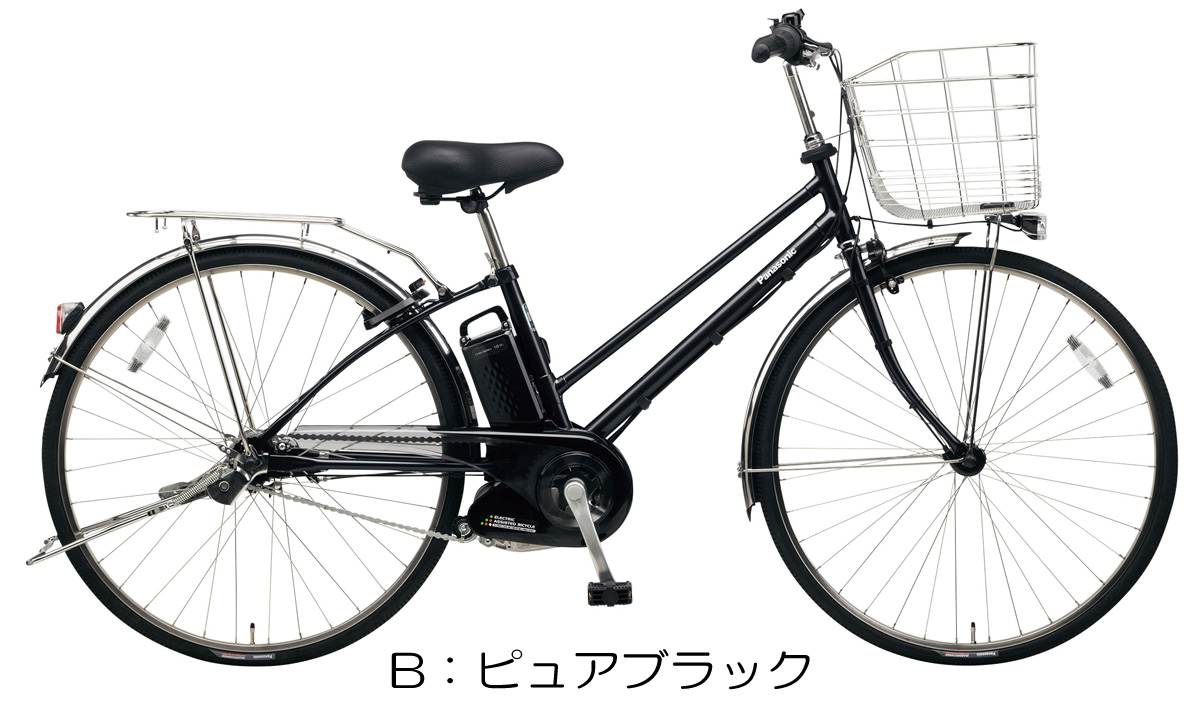 【完全組み立て済み】【2019年モデル】【電動自転車】パナソニックティモ・DX
