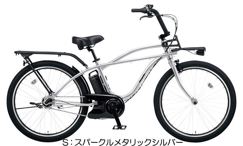 電動アシスト自転車>パナソニック>2019年モデル>BP02