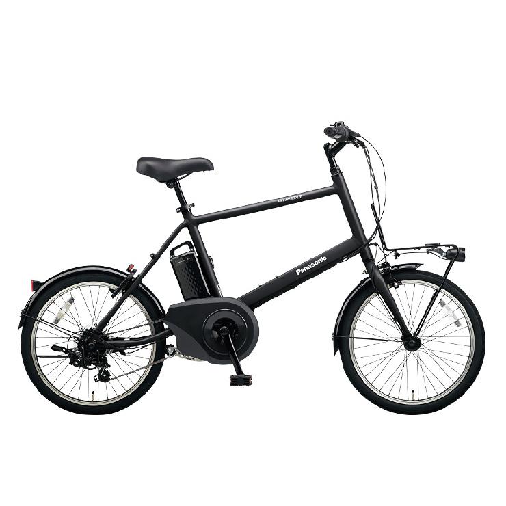 電動自転車 2020年モデル Panasonic パナソニック ベロスター・ミニ 20インチ ELVS072