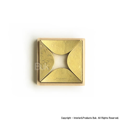【FUTAGAMI/フタガミ】真鍮の箸置き・瞬き