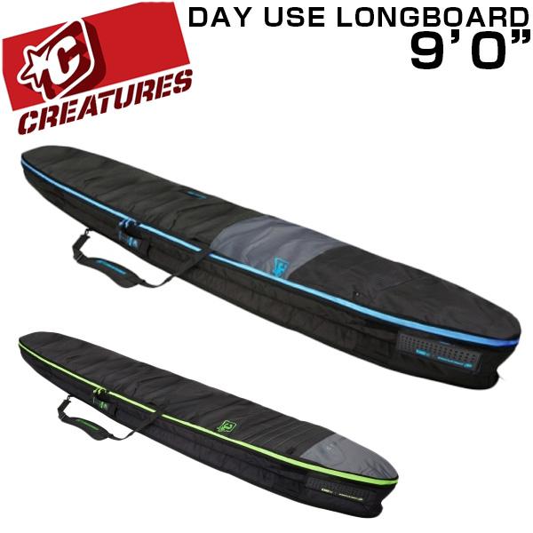 Creatures クリエイチャーズ ハードケース サーフボード DAY USE LONG 9'0