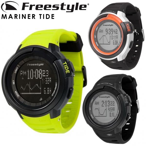 Freestyle フリースタイル サーフィン 時計 メンズ レディース 腕時計 防水 サーフウォッチ MARINER TIDE 送料無料