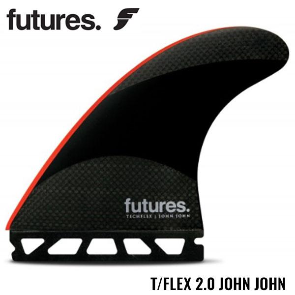 トライフィン フューチャーフィン FUTURES サーフィン ファンボード RTM HEX 2.0 JOHN JOHN L RED レッド サーフボード