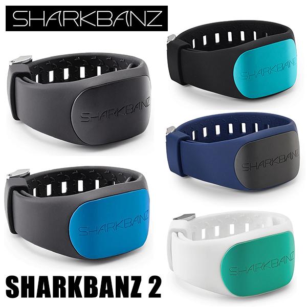 【SHARKBANZ】シャークバンズ2 サメ避け サーフィン マリンスポーツ 海水浴 シュノーケリング サメ対策 Sharkbanz2【希望小売価格の15%OFF】