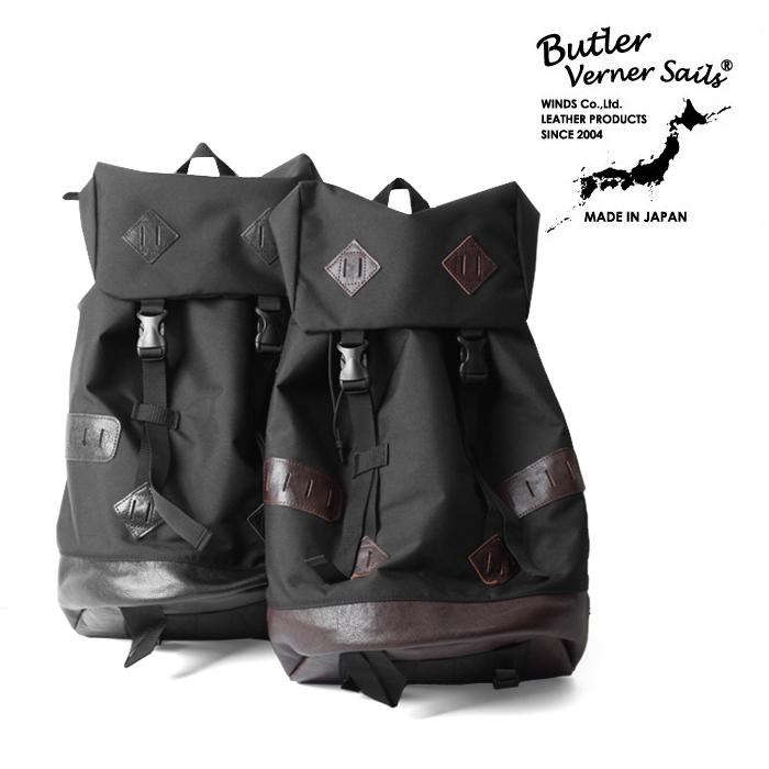 流行 Butler Verner Sails バトラーバーナーセイルズ コーデュラフラップバックパック リュック BVS ポイントアップ 新作アイテム毎日更新