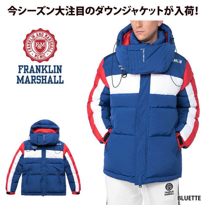 フランクリン&マーシャル  【FRANKLIN&MARSHALL】  ダウンジャケット