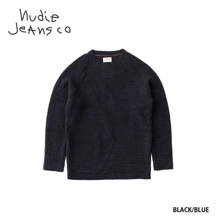 Nudie Jeans ヌーディージーンズ ニット HANS 【あす楽対応商品】