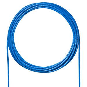 CAT6UTP単線ケーブルのみ100m ブルー KB-C6L-CB100BL【サンワサプライ】【TD】【代引不可】