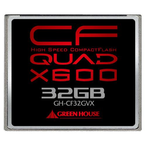 【送料無料】★UDMA6対応600倍速コンパクトフラッシュGH-CF32GVX 32GB【TC】