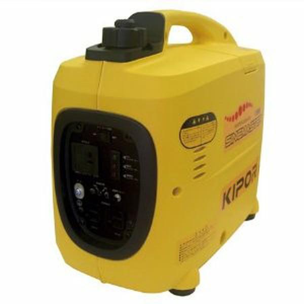 Kipor インバータ発電機 IG900 900VAインバータ発電機 インバーター 発電機 防災グッズ 発電 アウトドア【D】【DA】