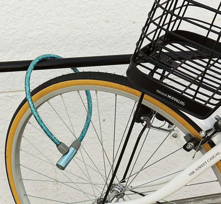 自転車スタンド BYS-3WT ブラック アイリスオーヤマ