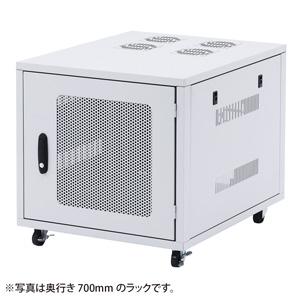 【代金引換不可】小型19インチサーバーラック(9U) CP-SV2N【サンワサプライ】【TD】
