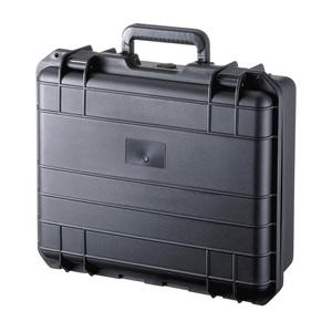 【送料無料】【サンワサプライ】ハードケース 鞄 ビジネスマン 新生活 新社会人 オフィス用 会社用 通勤用 ブラック PCケース BAG-HD1【TD】【パソコン周辺機器/PC/】【代引き不可】