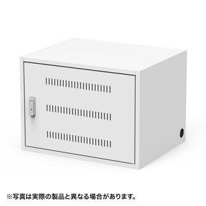 タブレット収納保管庫(21台収納) CAI-CAB101W【TD】【代引不可】【サンワサプライ】