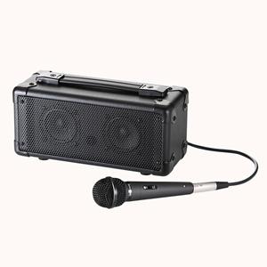 マイク付き拡声器スピーカーMM-SPAMP【サンワサプライ】【TD】【パソコン周辺機器】【代金引換不可】