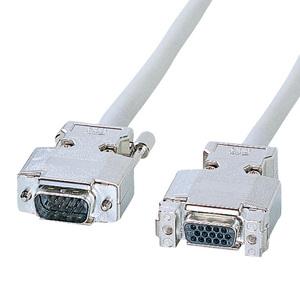 アナログRGB延長ケーブル 4mKB-HD154FN【サンワサプライ】【TD】【パソコン周辺機器】【代金引換不可】