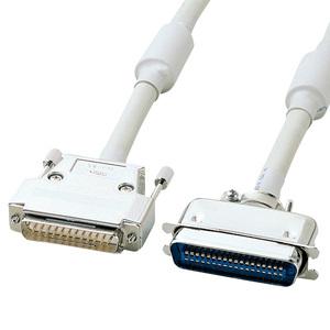 プリンタケーブル 15mKPU-PS15N【サンワサプライ】【TD】【パソコン周辺機器】【代金引換不可】