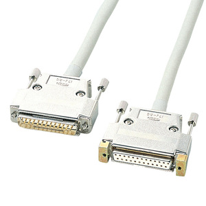 RS-232Cケーブル 5mKRS-004N【サンワサプライ】【TD】【パソコン周辺機器】【代金引換不可】
