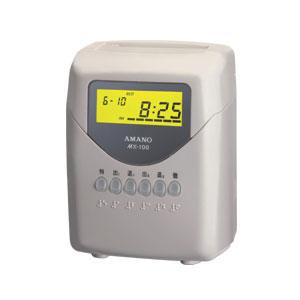 【352120】電子タイムレコーダー MX-100 【TC】