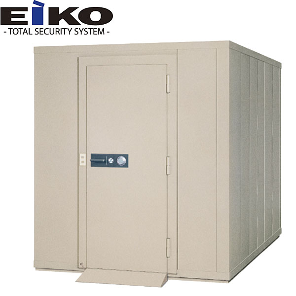 【送料無料】【EIKO】組立タイプ耐火室 SRシリーズ SR-600幅2168×奥行3256×高さ2227(mm) 移設・増設可能のセキュリティルーム【TD】【代引き不可】【★5】