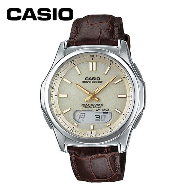 電波腕時計 WVA-M630L-9AJF送料無料 腕時計 電波時計 防水 アナログ カシオ 【D】