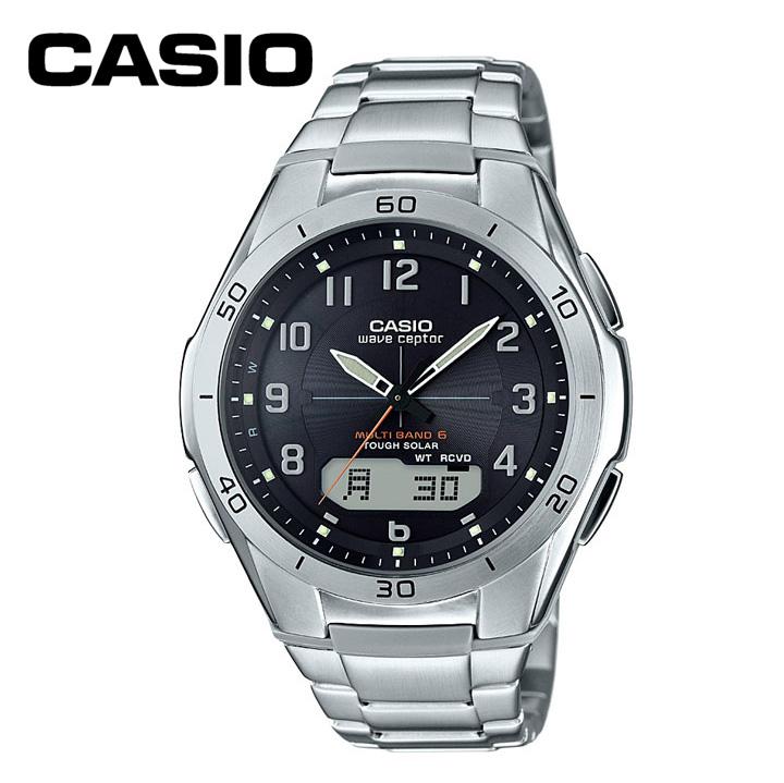 電波腕時計 WVA-M640D-1A2JF送料無料 腕時計 電波時計 防水 アナログ カシオ 【D】