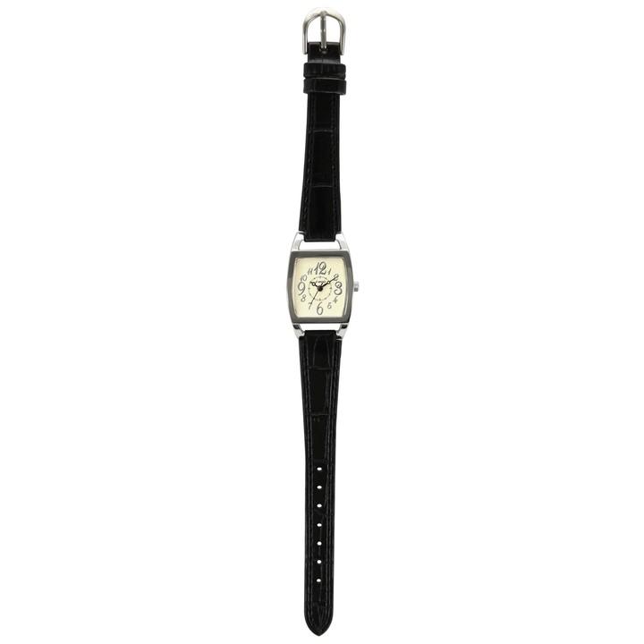 レディース トノーウォッチ AL1176-BK腕時計 時計 ウォッチ リストウォッチ サン・フレイム ブラック・ブラウン・アイボリー・ピンク【D】【B】