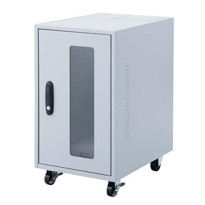 簡易防塵ハブボックス(4U) MR-FAHBOX4U送料無料 HUB BOX 鍵付き パソコン周辺機器 PC関係 サンワサプライ 【TD】 【代引不可】