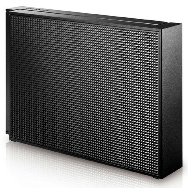 USB3.1 Gen1対応 外付HDD 1TB ブラック HDCZ-UT1KC送料無料 PC機器 I・O・DATA パソコン アイ・オー・データ機器 【D】