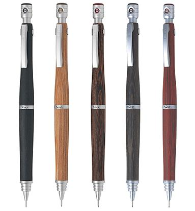 やさしい木のぬくもりをシャープペンで 低重心設計のスリムな本格派 使い込むほどになじむ木軸の風合い パイロット シャープペンS20 全商品オープニング価格 春の新作続々 エストゥエンティ 0.3mm 0.5mm 製図用シャーペン