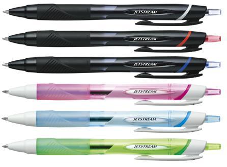 在庫一掃 購入 新油性インクで 書き味なめらか 三菱鉛筆 ジェットストリーム0.7 SXN-150-07 軸色インク色選択:6種類