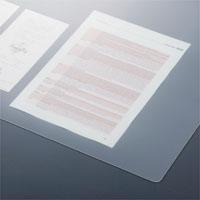[クラウン]デスクマット再生オレフィン樹脂製 シングル1195×695【CR-OM127SR-MW】
