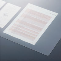 [クラウン]デスクマット再生オレフィン樹脂製 シングル1360×625【CR-OM3SR-MW】