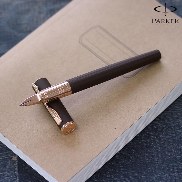 【名入れ不可】PARKER<パーカー> 5thテクノロジー採用ペン 筆記具 インジェニュイティ スリム 【BWラバーPGT】【保証書・カートリッジ・化粧箱】[sk-na]