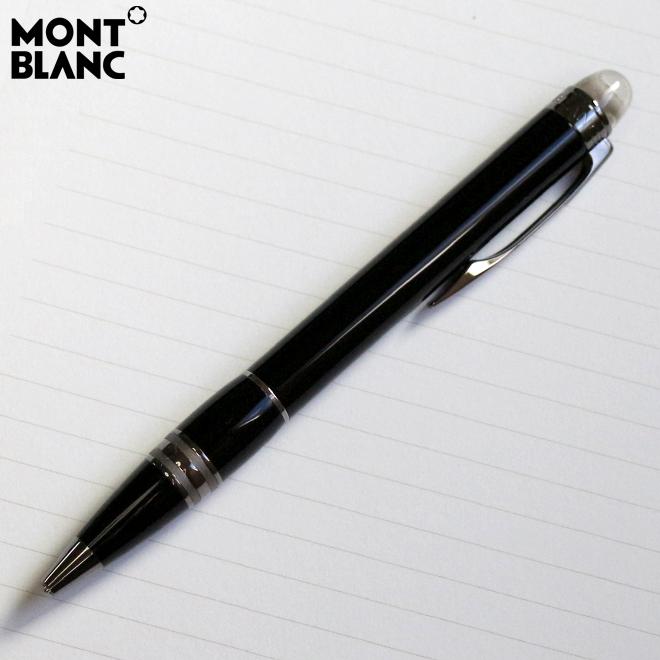 MONTBLANC モンブラン ボールペン スターウォーカー ミッドナイトラック レジン 105657BP-ysd SK-R15
