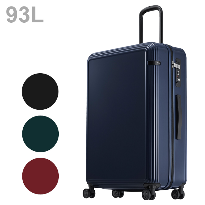 ACE スーツケース<キャリーケース> リップルZ 93L 4カラー 6243-ace
