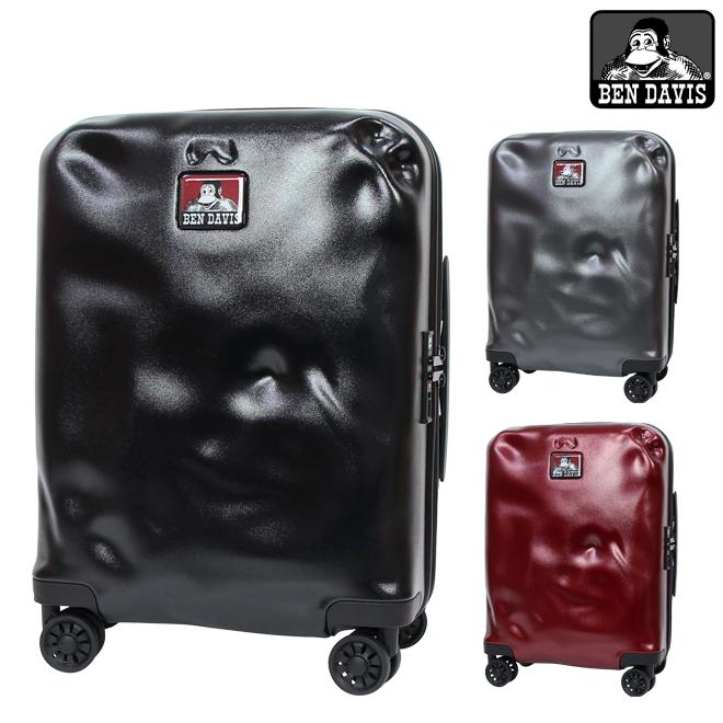 〔送料無料〕BEN DAVIS<ベンデイビス> キャリーケース<スーツケース> 30L 3カラー bd101-art