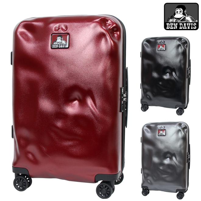 〔送料無料〕BEN DAVIS<ベンデイビス> キャリーケース<スーツケース> 40L 3カラー bd102-art