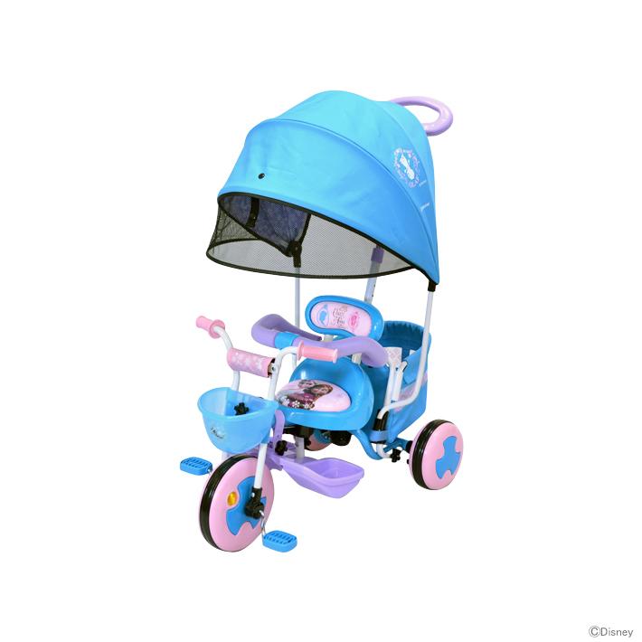 ディズニー アナと雪の女王 三輪車<アイベーシック カーゴ ドーム> 01175 【disneyzone】
