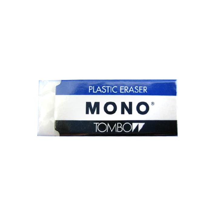 トンボ鉛筆 MONO プラスチック消しゴム  トンボ鉛筆 MONO プラスチック消しゴム (安い!) ◆◆ [M便 1/15]